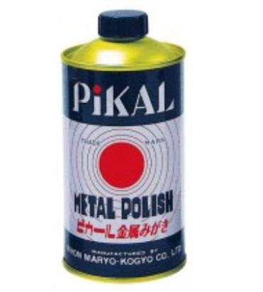 乳化性液状金属磨き(研磨剤入り) 日本磨料製 ピカール液 300g (品番12100)