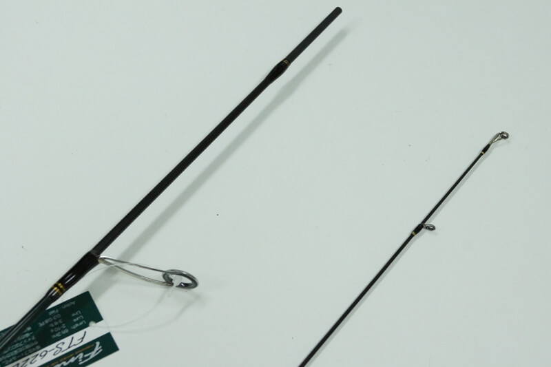Major craft Major Craft fainter FINE TAIL 2 piece Rod rod #FTS-622L
