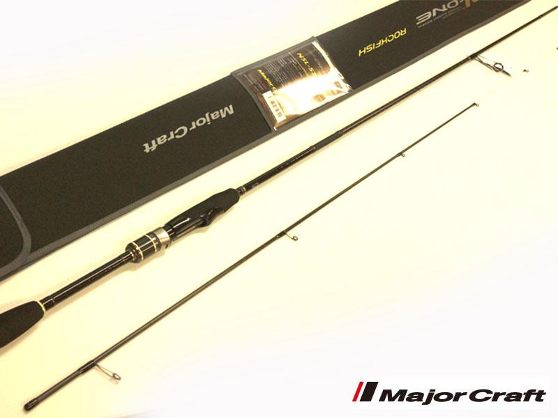 メジャークラフト Major Craft エヌワン N-ONE 2 piece ロッド rod #NSL-S792L代引き不可