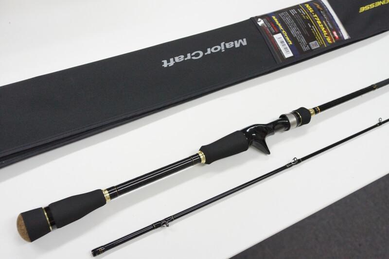 メジャークラフト Major Craft エヌワン N-ONE 2 piece ロッド rod #NSL-T782ML/BF 代引き不可