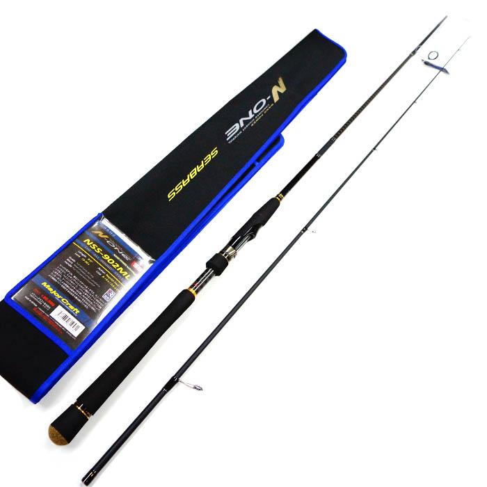 メジャークラフト Major Craft エヌワン N-ONE 2 piece ロッド rod #NSS-902ML 代引き不可