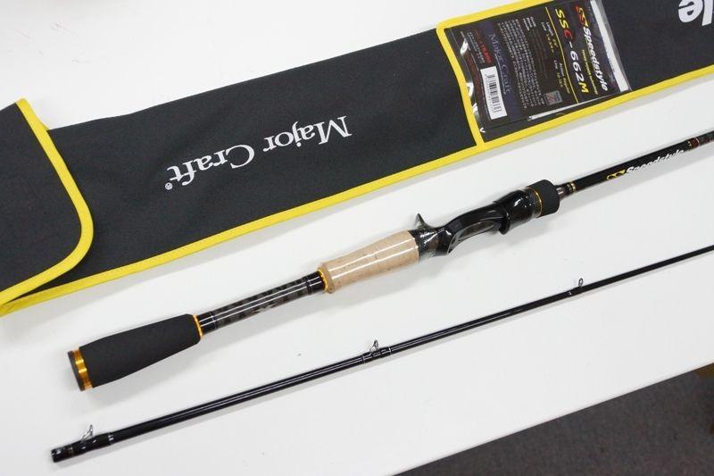 Major craft Major Craft-style speed SPEED STYLE 2 piece Rod rod #SSC-662M