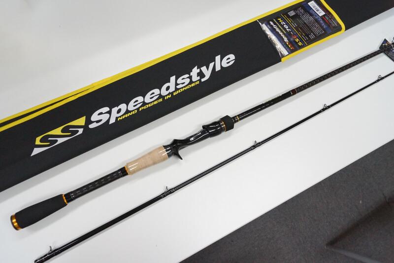 メジャークラフト Major Craft スピードスタイル SPEED STYLE 2 piece ロッド rod #SSC-702H 代引き不可