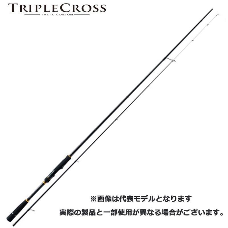 メジャークラフト トリプルクロス 2ピースロッド TCX-S862EL 【メール便(定形外)不可】代引き不可