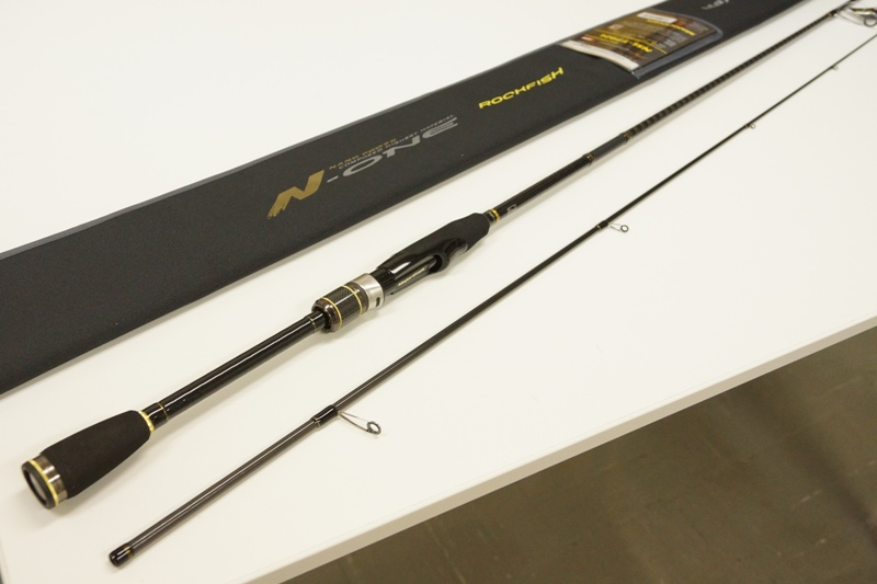 メジャークラフト Major Craft エヌワン N-ONE 2 piece ロッド rod #NSL-T792L代引き不可