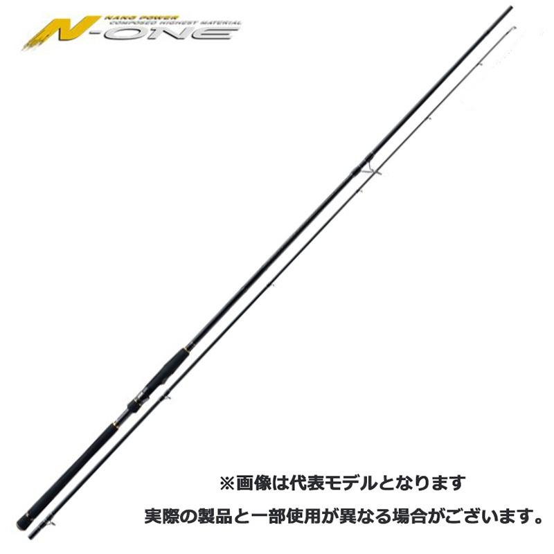 メジャークラフト Major Craft エヌワン N-ONE 2ピースロッド #NSS-902M/SRJ 【メール便(定形外)不可】代引き不可