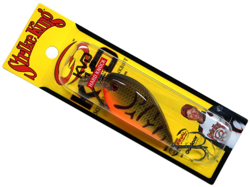 ストライキング KVD1.5 秀逸 ハードノック 商い #564 HCKVD1.5HK オレンジベリークロー