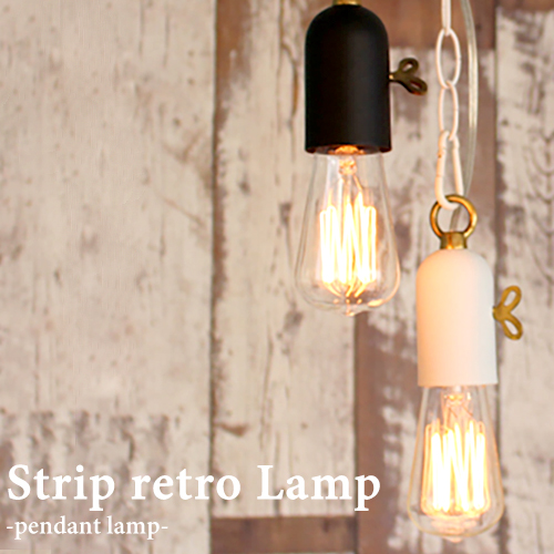 Bare Light Bulbs Pendant Retro Modern Notable Body With Cute Switch Fluorescent Eco Bulb Use Interior
