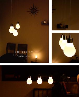 japanbridge  라쿠텐 일본: LED 펜 던 트 조명 식탁 용 유리 식탁 펜 ...