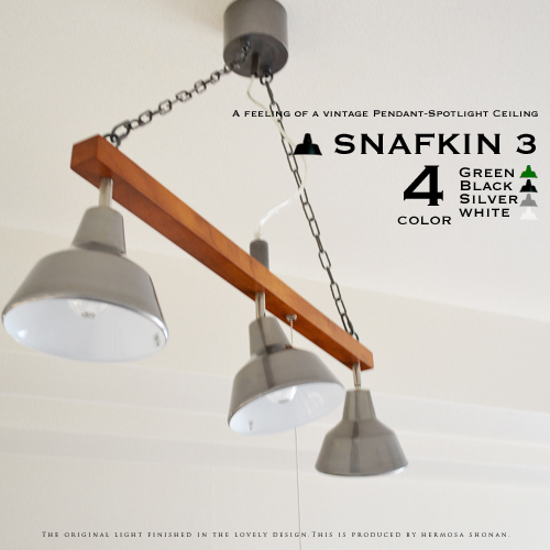 3 Light Pendant Spotlight Ceiling Led Bulbs For Lighting Dining Vintage Retro Wood Eco Energy Saving Cute