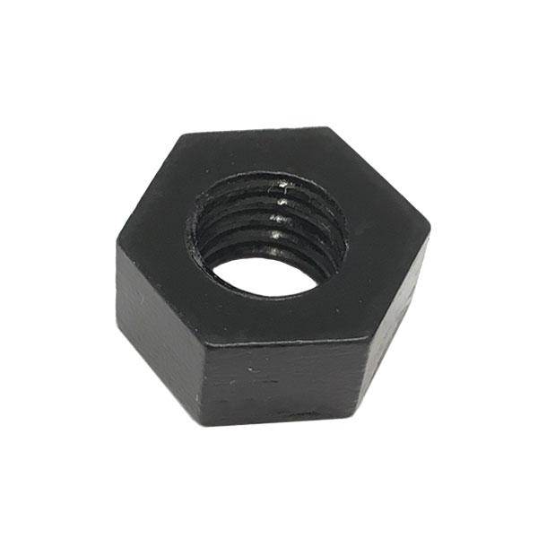1種六角ナットM16-2.0並目ピッチ【FRP(繊維強化プラスチック)/生地/100個入】(二面幅24高さ13)