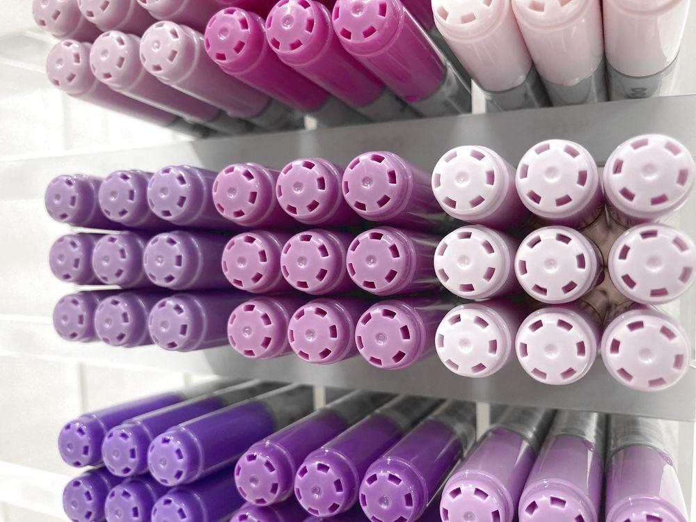 人気ショップが最安値挑戦 授与 Too 色選択式 コピックチャオ 単色 選択できます V 紫系