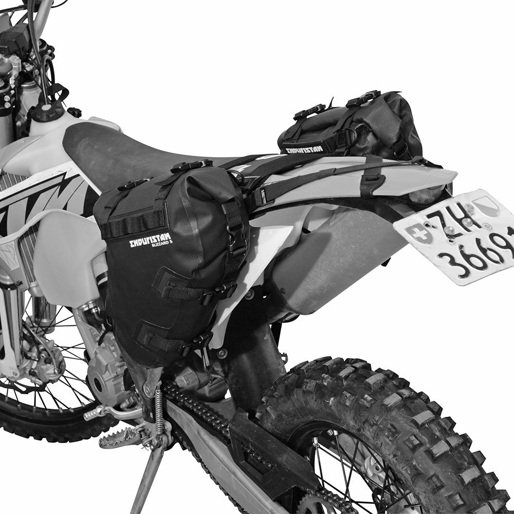 バイク用防水バッグ エンデュリスタン ブリザードサドルバッグ XLサイズ(日本正規代理店) ENDURISTAN BLIZZARD SADDLEBAGS sizeXL
