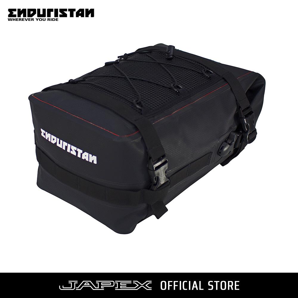 入荷予定 エンデュリスタン XS BASE PACK お気に入 XSベースパック 12リットル バッグ ENDURISTAN バイク用 防水