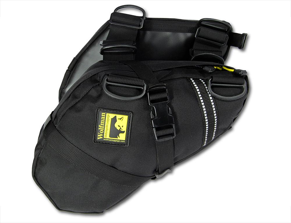 オフロード専用バッグ ウルフマン デイトリッパー サドルバッグ(日本正規代理店) WOLFMAN Day Tripper Saddle Bags