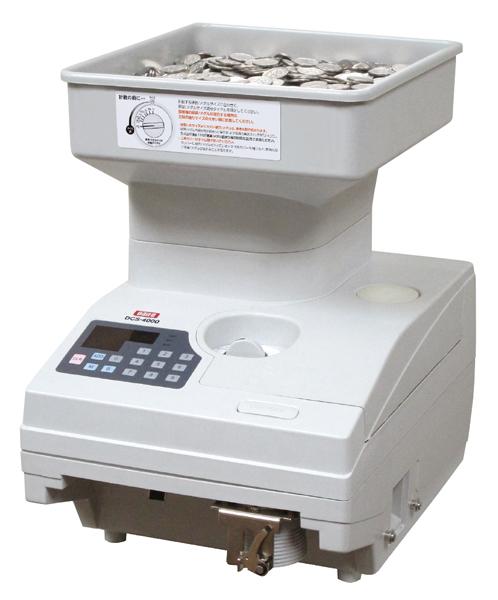 硬貨カウンター