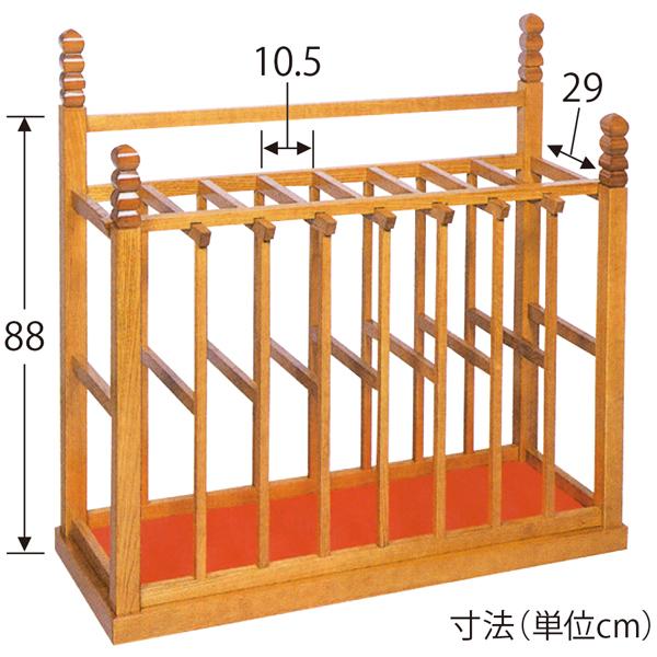 新塔婆立 瑞雲(箱型)