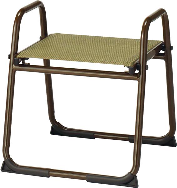 アルミ製 お詣り椅子 40型背なし