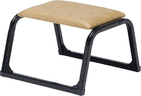 アルミ製 お詣り椅子 30型背なし 5脚組