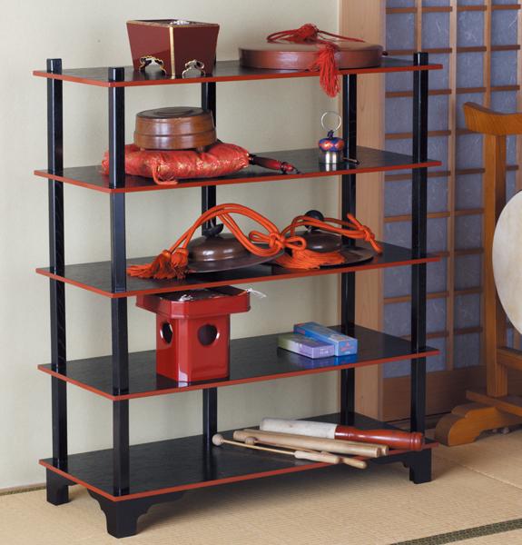 木製 仏具棚