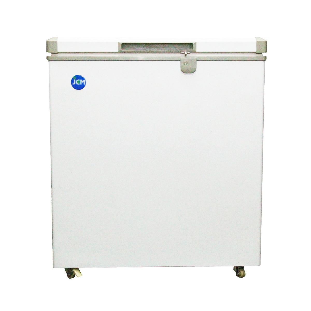 JCM 冷凍ストッカー 142L JCMC-142 業務用 冷凍庫 ストッカー 保冷庫 【代引不可】