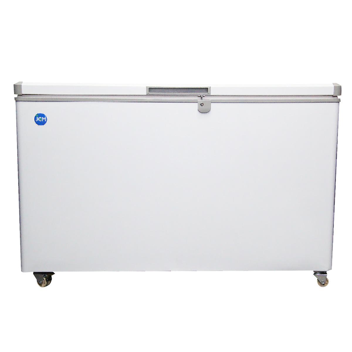 JCM 冷凍ストッカー 375L JCMC-385 業務用 冷凍庫 ストッカー 保冷庫 【代引不可】