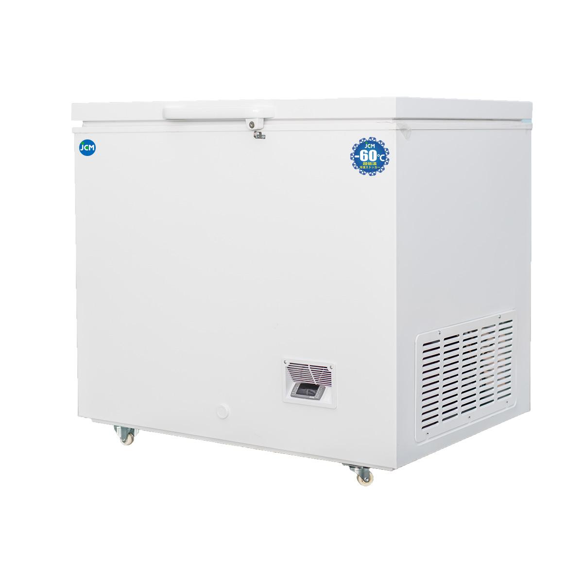 JCM 超低温冷凍ストッカー 174L JCMCC-170 業務用 -60℃ 超低温 冷凍庫 冷凍ストッカー ストッカー 【代引不可】