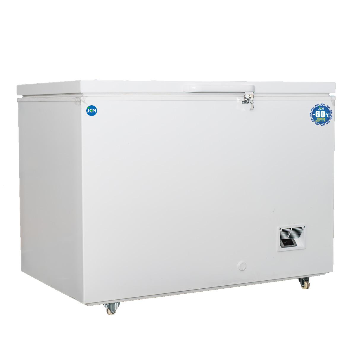JCM 超低温冷凍ストッカー 231L JCMCC-230 業務用 -60℃ 超低温 冷凍庫 冷凍ストッカー ストッカー 【代引不可】