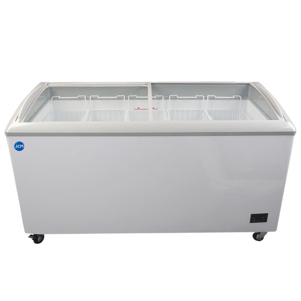 JCM 冷凍ショーケース JCMCS-330 業務用 冷凍 冷凍庫 保冷庫 ショーケース スライド 【代引不可】
