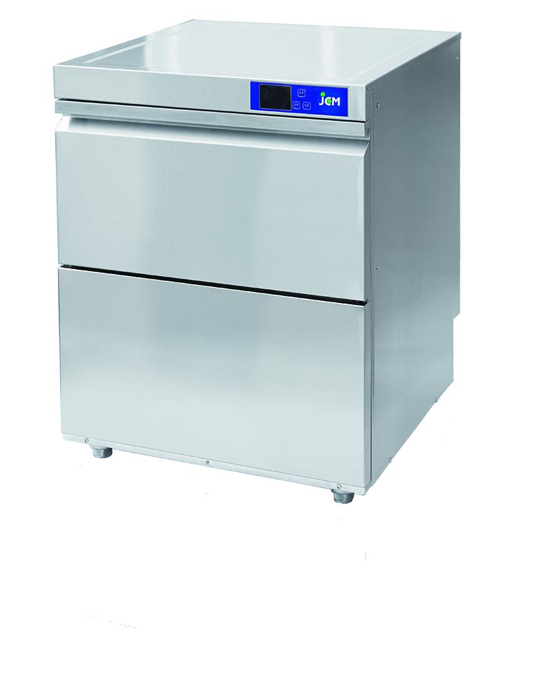 JCM 食器洗浄機 JCMD-40U1 業務用 洗浄機 アンダーカウンター 【代引不可】