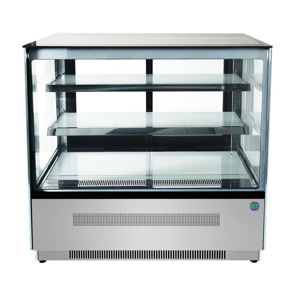 RIT 対面冷蔵ショーケース(角型) RITS-257T 冷蔵 冷蔵庫 保冷庫 ショーケース【代引不可】