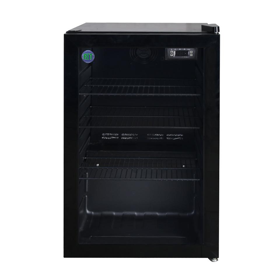 RIT 卓上型冷蔵ショーケース RITS-66 冷蔵 冷蔵庫 保冷庫 ショーケース【代引不可】
