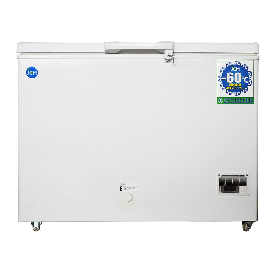 【インバーター搭載・省エネ】JCM 超低温冷凍ストッカー JCMCC-142 業務用 -60℃ 超低温 冷凍庫 冷凍ストッカー ストッカー【代引不可】
