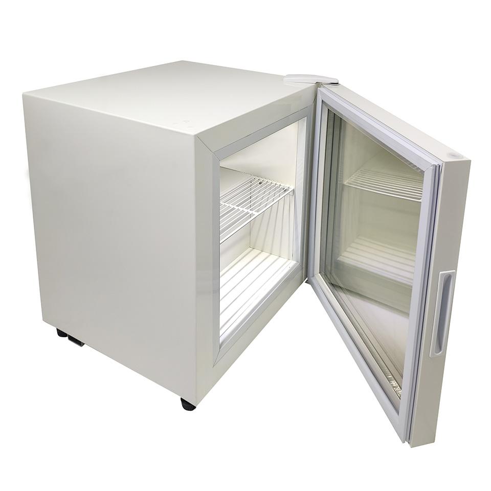 JCM 卓上型冷凍ショーケース JCMCS-30H 30L 冷凍 冷凍庫 ショーケース【代引不可】