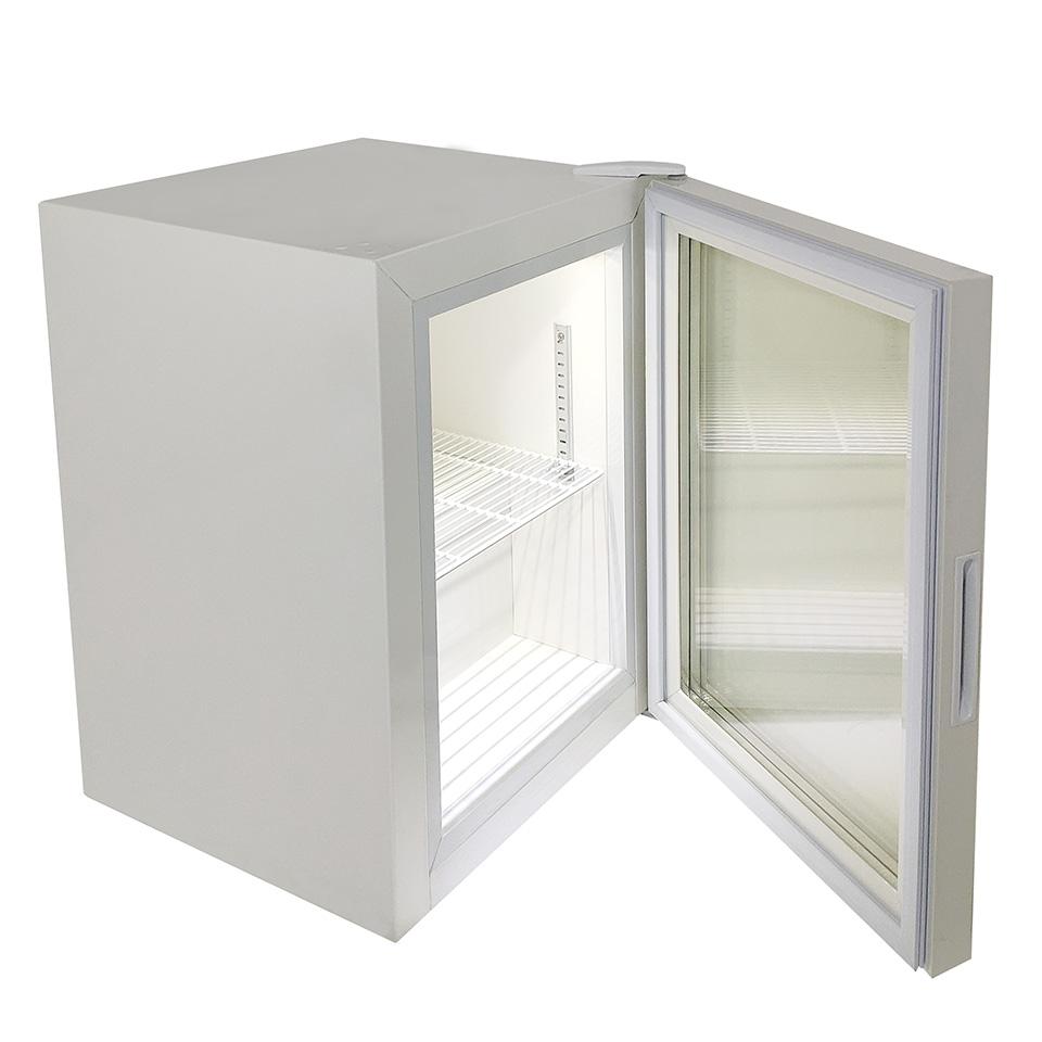 JCM 卓上型冷凍ショーケース JCMCS-40H 40L 冷凍 冷凍庫 ショーケース【代引不可】