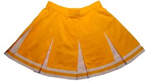 チアガール プリーツスカート チアリーディング スカート 超安い 公式ストア 8ボックス 1着の注文可能 送料込 税込