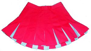 チアリーダー スカート 16ボックスプリーツ 送料無料