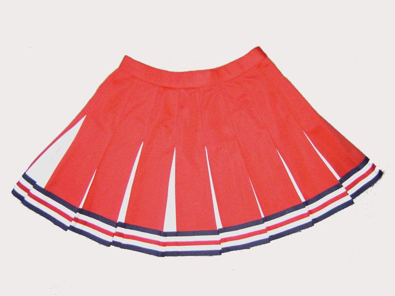 チアリーディング スカート Vbox 送料無料