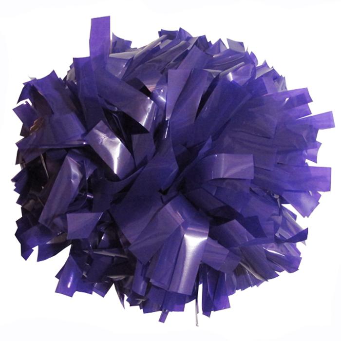 訳あり 長期保管によりテープが変形あり 使用することで形がもとに戻ります 単価は1個の片手分 両手は2個 30cmバトン 最安値挑戦 あす楽 つやあり紫色: チアポン