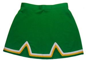Aタイト 入荷予定 sk40 税込送料無料アメリカンスタイルのチアはこのスカートが基本チアガールのスカート スカート 2020新作 チアリーディング