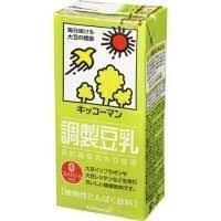 1ケース キッコーマン 調製豆乳 男女兼用 1000ml ランキングTOP10 ×6本 送料無料 同梱不可