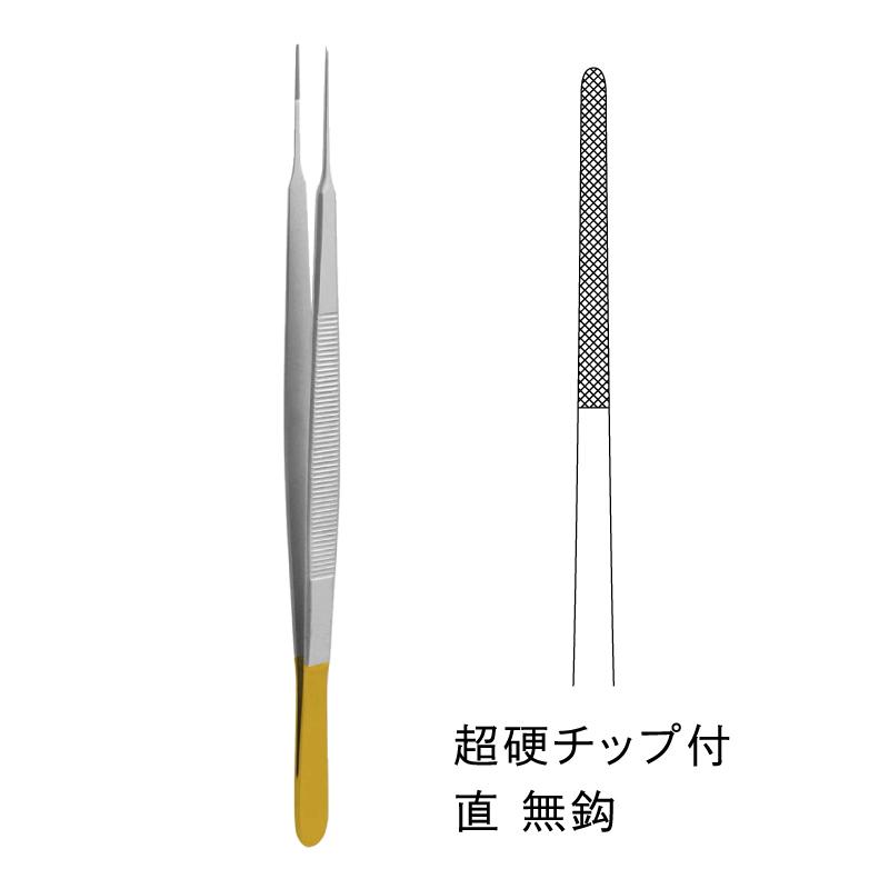 TC付ジェラルド鑷子 / 18.0cm(JC03-1901)