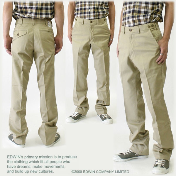 EDWIN 503 PREMIUM KHAKI Stretch Straight(suretchi材料卡其色系短裤)