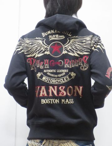 万顺 Bunson 皮革 nvsz609 重刷飞星和 logo 背后绣全拉链大衣有限生产牛仔裤男装店点 fs04gm 礼物 10P01Oct16