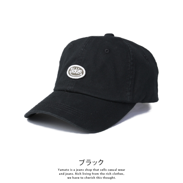 ディッキーズ 帽子 キャップ Dickies 帽子 キャップ TWILL LOW CAP 17784800