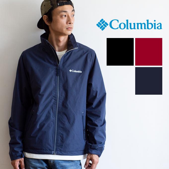 【SALE!!】【 Columbia コロンビア 】 Bradley Peak Jacket ブラッドリーピークジャケット WE0049 / コロンビア オムニテック メンズ コロンビア columbia コロンビア ジャケット レインウェア アウター 防風 アウトドア メンズ