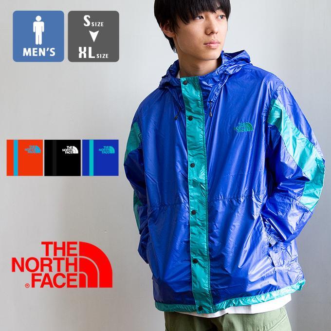 【 THE NORTH FACE ザノースフェイス 】 Bright Side Jacket ブライト サイド ジャケット NP22033 / ウインドブレーカー ナイロンパーカ ナイロンジャケット ウインドシェル シェルパーカ ポケッタブル パッカブル 携帯可能 撥水 軽量 アウター アウトドア メンズ 20SS/