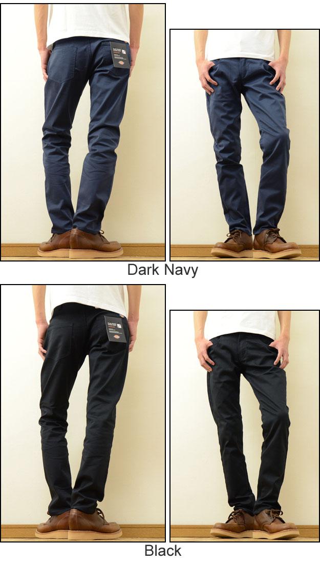 Dickies Mens Slim Taper 5-Pocket Pant