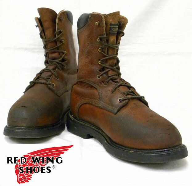 JEANSBUG | Rakuten Global Market: RED WING Red Wing USED 8 ホール ...
