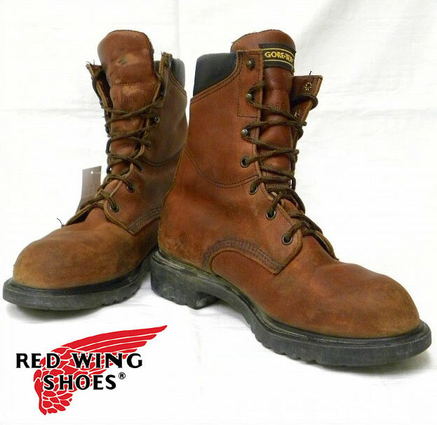 JEANSBUG | Rakuten Global Market: RED WING Red Wing USED 7 ホール ...